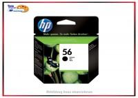 Nr.56 - C6656AE - Original Tinte Black f. HP DJ 350C - DJ 600C,DJ 660C,DJ 670C,DJ 672C, 19 ml