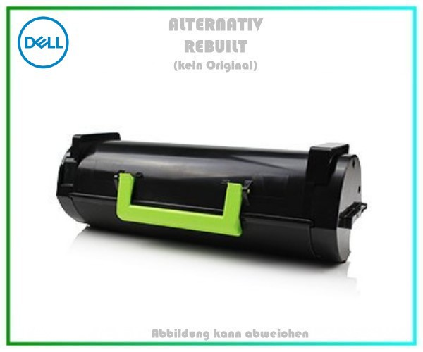 TONDELLB2360/HC Alternativ Tonerkartusche Black für Dell 593-11167,C3NTP,B2360D,B2360DN, 8500 Seiten