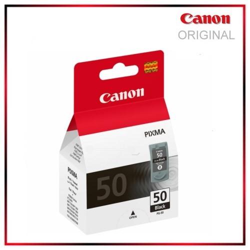 PG50 - 0616B001, Black Original Tintenpatrone f. Canon Pixma IP 2200, MP 150, MP 170, 300 Seiten.