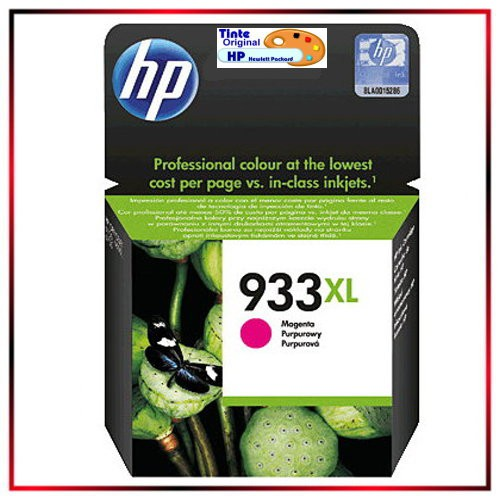 CN055A - Nr.933XL - original HP Magenta Tintenpatrone - CN055AE - HP Nr 933XL Inhalt ca. 825 Seiten
