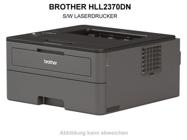 BROTHER HLL2370DN S/W LASERDRUCKER, HLL2370DNG1, DIN-A4, DUPLEX, LAN, MONO (s/w).