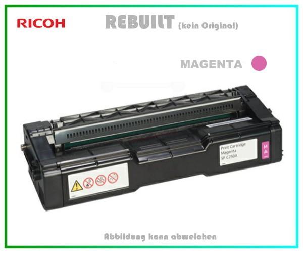 SPC252 Tonerkartusche High Capacity Magenta für Ricoh 407718 - Aficio SP C252 DN-SF, 4.000 Seiten