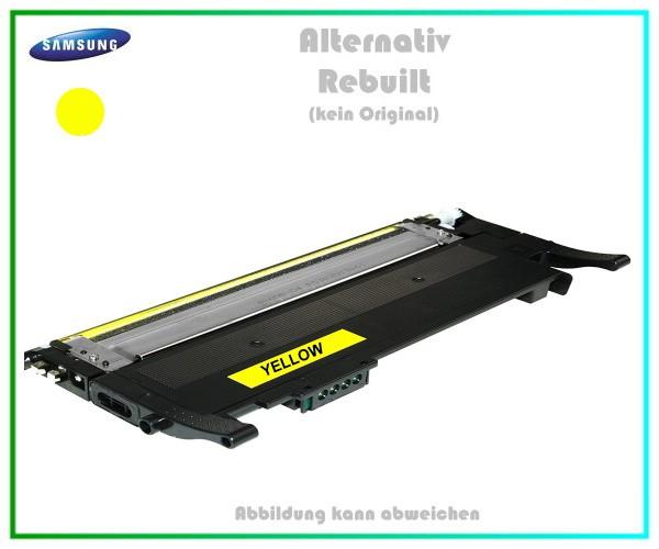 TONSLC430Y Alternativ Toner Yellow für Samsung CLT-Y 404 S/ELS - Inhalt ca. 1.000 Seiten.