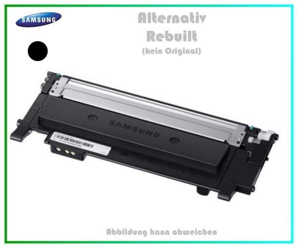TONSLC430BK Alternativ Toner Black für Samsung CLT-K 404 S/ELS - Inhalt ca. 1.500 Seiten.