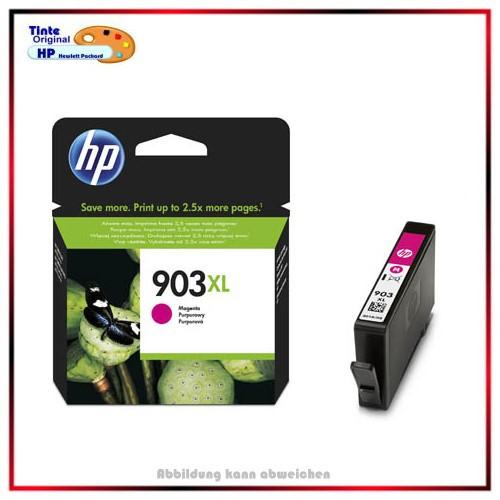 903XL - T6M07AE - Original HP Tintenpatrone Magenta für OJ Pro 6960 - T6M07AE - Inhalt ca. 825 Seite