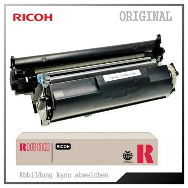TYP 1210D Ricoh ORIGINAL Toner Black für Aficio FX*10 - Inhalt fuer ca. 5.800 Seiten.