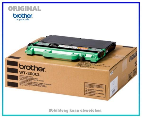 WT-300CL - Original Resttonerbehälter Brother WT300CL,WT-300CL - Fassungsvermögen für 50000 Seiten